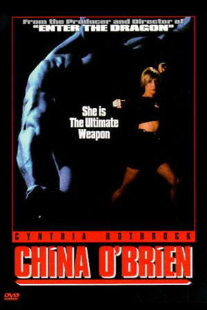 China O'Brien - Cynthia Rothrock