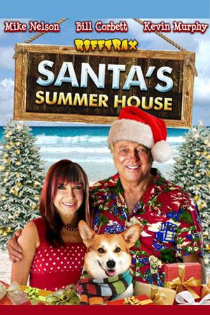 Santa's Summer House - Cynthia Rothrock