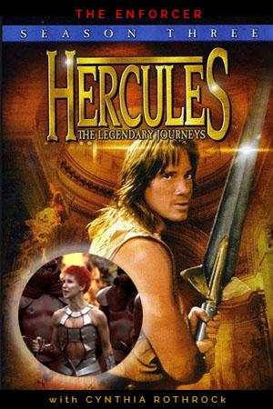 The Enforcer (Hercules) Cynthia Rothrock