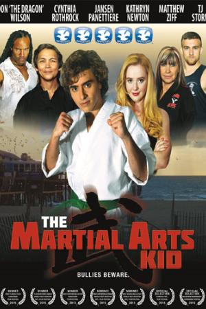 The Martial Arts Kid - Cynthia Rothrock