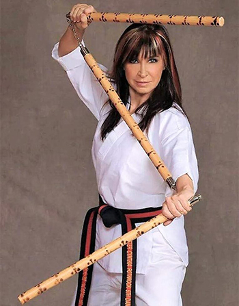 Cynthia Rothrock Queen of Martial Arts