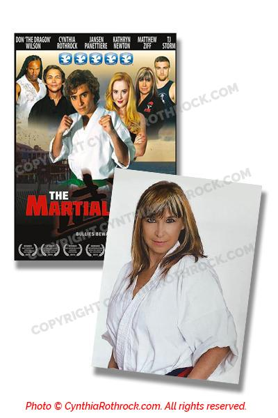 Autographed Martial Arts Kid DVD &  Photo (Save $5.00)